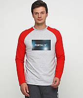Лонгслив чоловічий Malta М423-13-Р Portal-2 XXL Червоний (2901000236032)