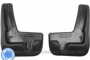 Брызговики Citroen C3 2010- Л.Локер