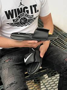 Чоловічі тапочки Nike Black White