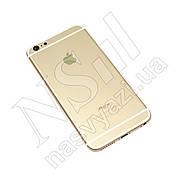 Корпус APPLE iPhone 6 Plus золотистый