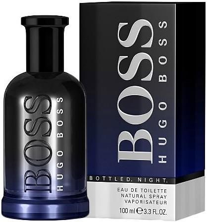 Hugo Boss Boss Bottled Night туалетная вода 100 ml. (Хуго Босс Босс Ботл Найт)