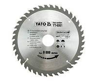 Диск пиляльний Yato 184х30х2.2 мм YT-6061