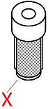 Фільтр в бункер води, фото 2