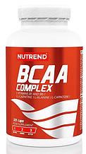 Аминокислотный комплекс Nutrend BCAA COMPLEX 120 caps  (L-карнитин, L-карнозин, L-аланин)