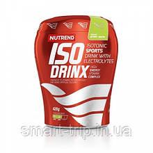 Ізотонічний напій, Nutrend ISODRINX 420 g зелене яблуко