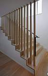 Реечные перегородки. Декоративные рейки Деревянные панели. Деревянные реечные панели., фото 3