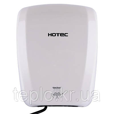 Сушарка для рук HOTEC 11.231 ABS White