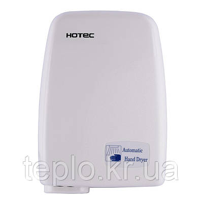 Сушарка для рук HOTEC 11.301 ABS White