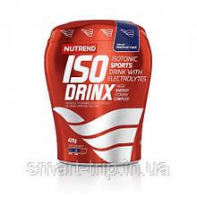Ізотонічний напій, Nutrend ISODRINX 420 g чорна смородина
