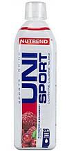 Концентрат минерализованного напитка Nutrend UNISPORT  500 ml малина + клюква