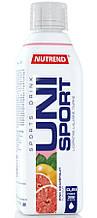 Концентрат минерализованного напою Nutrend UNISPORT 500 ml рожевий грейпфрут