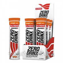 Гіпотонічний напій, Nutrend ZERODRINX TABS 18 tabs апельсин