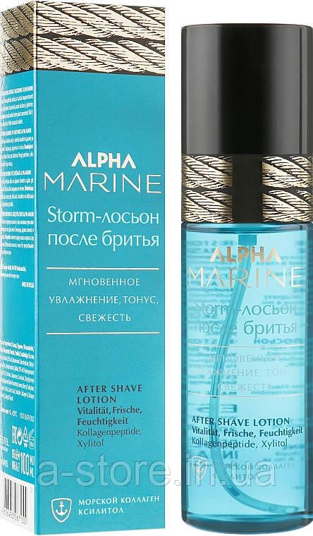 Лосьон после бритья Estel Professional Alpha Marine Storm Aftershave Lotion