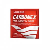 Карбо вуглеводи Nutrend CARBONEX 1 tabs енергетична таблетка
