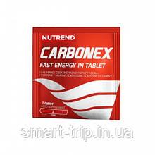 Карбо углеводы Nutrend CARBONEX   1 tabs энергетическая таблетка