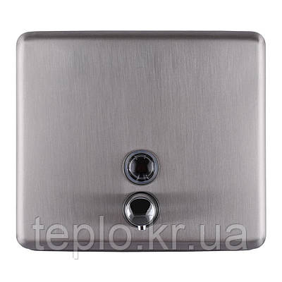 Дозатор рідкого мила HOTEC 13.115 Stainless Steel
