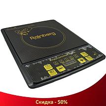 Электроплита индукционная настольная Rainberg RB-811 - электрическая плита на 1 конфорку 2200 Вт, фото 2