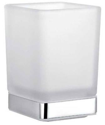 Glass 0021A -стакан матовый квадратный для (KB9921A. SQ9400)