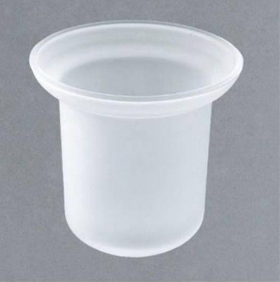 Стакан для йоржа матовий Glass RM/SP0018 -круглий