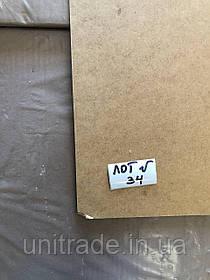 Полка МДФ 5 мм толщина к стеллажу габаритами 900*450 мм УЦЕНКА (потертости,царапины, возможны сколы) ЛОТ№34
