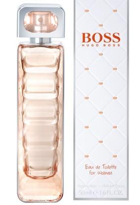 Hugo Boss Boss Orange Eau de Toilette for Women туалетная вода 75 ml. (Хуго Босс Оранж Еау де Туалет Фо Вумен)