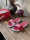 Чоловічі тапочки Nike Red, фото 4