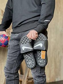 Чоловічі тапочки Nike Black