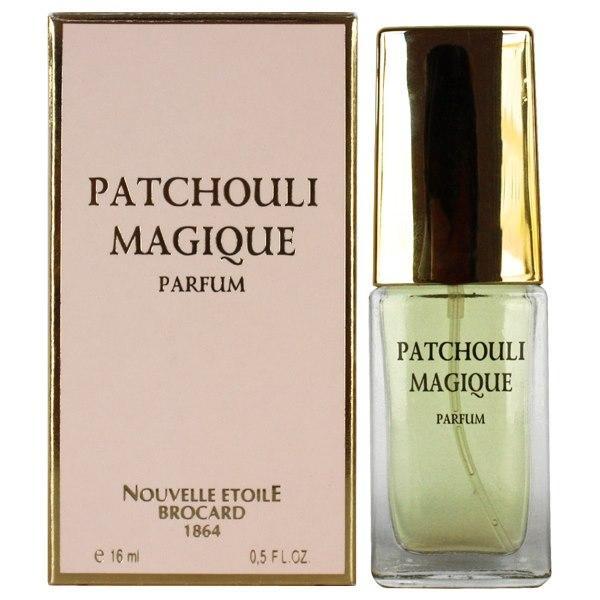Духи Новая Заря Волшебство Пачули Patchouli Magique 16 мл (90046)