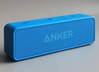 Колонка Anker Soundcore 2 blue 12 Вт IPX7 Bluetooth 4.2