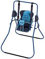 Качель Babyroom Casper графит-голубой
