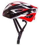 Велошлем кросс-кантри с механизмом регулировки Zelart (HY032) Красный-черный М (55-58 см), фото 2