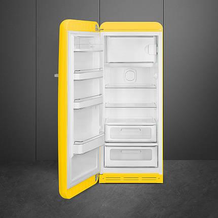 Холодильник Smeg FAB28LYW5, FAB28RYW5, фото 2