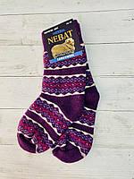 Шкарпетки  Nebat жіночі 36-39 размер фіолетовий1