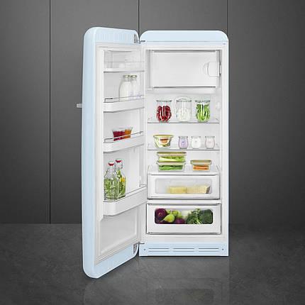 Холодильник Smeg FAB28LPB5, FAB28LPB5, FAB28RPG5, FAB28LPG, фото 2