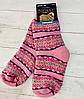 Шкарпетки  Nebat жіночі 36-39 размер рожевий орнамент