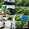 Шланг для поливу Magic Hose 22.5 м. Поливної садовий шланг X-Хосе. 22.5 м, фото 5