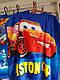 Пончо-полотенце детское пляжное  60х120см., фото 4