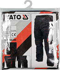 Робочі штани YATO YT-80404 розмір L/XL, фото 3