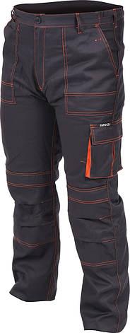 Рабочие брюки YATO YT-80405 размер XL, фото 2