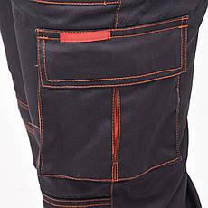 Рабочие брюки YATO YT-80405 размер XL, фото 3