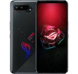 Смартфон Asus ROG Phone 5 8/128GB Phantom Black (ZS673KS) Qualcomm Snapdragon 888 6000 мАч