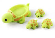 Игрушка для купания Черепахи 6327-2 пищит