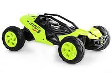 Машина на радиоуправлении типа Hot Wheels W3681 с аккумулятором (Зелёный)