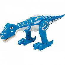 Игрушечный дракон 28301 со светом и музыкой (Синий)
