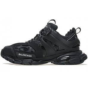 Мужские кроссовки Balenciaga 3.0 Track black