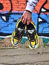 Жіночіі кросівки Balenciaga Track Yellow, фото 4