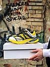 Жіночіі кросівки Balenciaga Track Yellow, фото 6