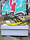 Жіночіі кросівки Balenciaga Track Yellow, фото 5