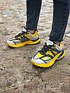 Жіночіі кросівки Balenciaga Track Yellow, фото 9