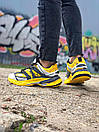 Жіночіі кросівки Balenciaga Track Yellow, фото 8